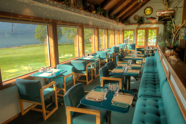 Lake Quinault Restaurant Click Photos For A Larger View