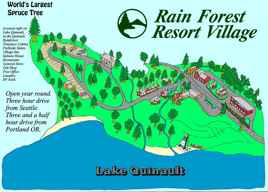 Worksheet. Rain Forest Village Resort Interactive Resort Map